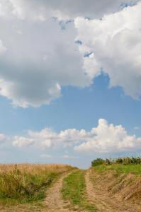 Sommer himmel