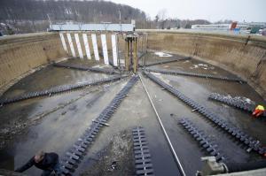Spildevandstank