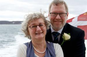 Bryllup ombord