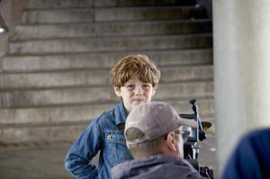 Ung skuespiller