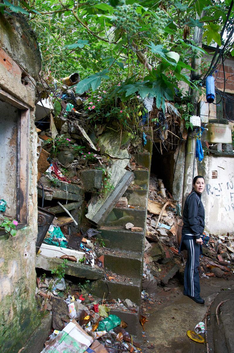 Favela Rocinha Rio