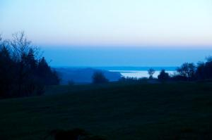 Nat over Limfjorden