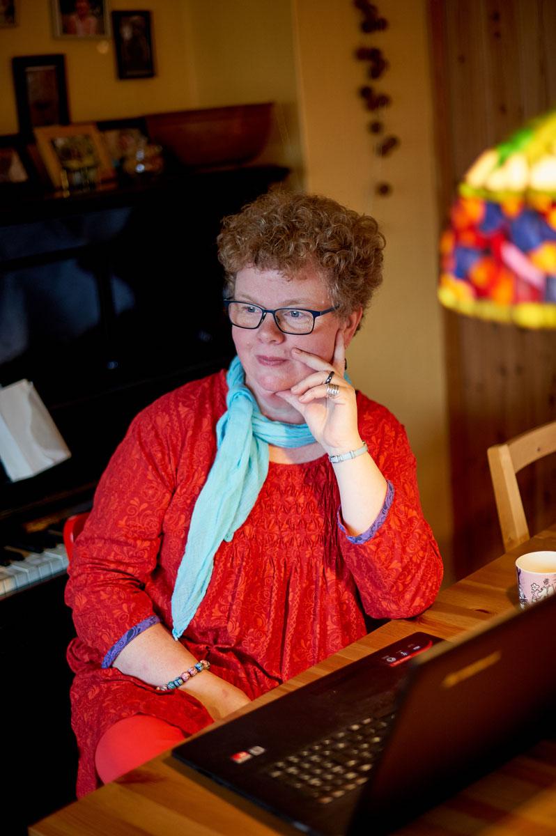 Ane-Marie Kjeldberg