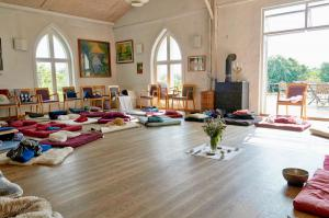 Meditiationssal