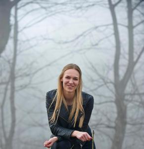 Marie i tågen